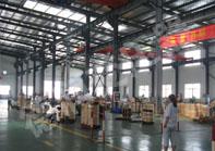 生产中的济宁scb10干式变压器