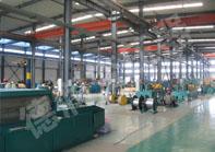 济宁s11油浸式变压器生产线